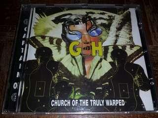 Music CD: GBH –Church Of The Truly Warped - UK Punk Legends
