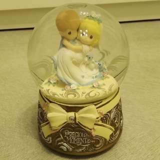 Precious moments 結婚水晶球
