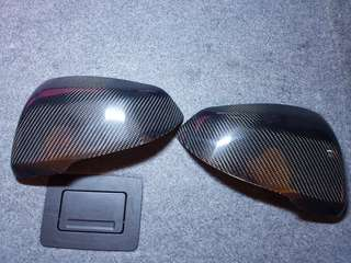 Bmw X1 cf side mirror cover