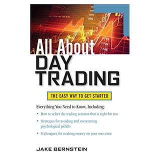 All About Day Trading (All About Series) Kindle Edition by Jake Bernstein  (Author)