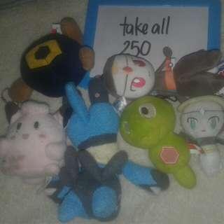 Pokemon take all