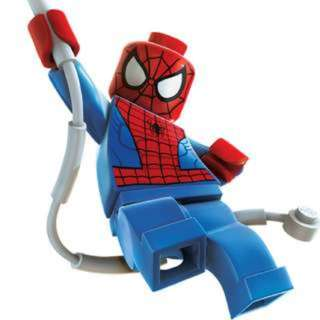 Lego Spiderman Figure