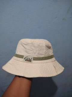 Bucket hat girls coff