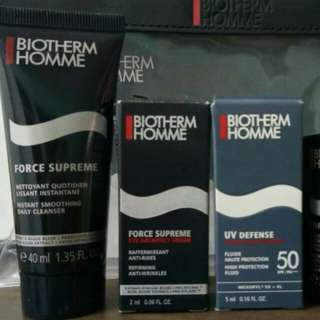 Set biotherm homme