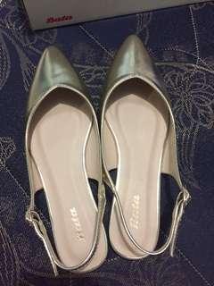 Flatshoes Gold