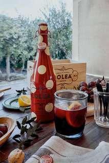 Lolea西班牙Sangrias有汽果酒No.1