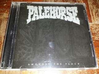 Music CD: Palehorse –Amongst The Flock - Hardcore, Thrash Metal