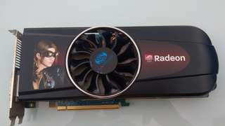 Graphics Card Sapphire Radeon 5850 1GB
