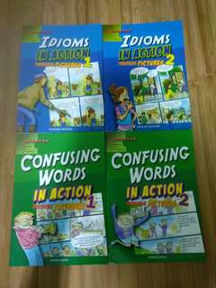 Idioms/Confusing Words in Action