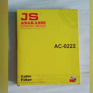 Cabin Filter (Qty 3/3)