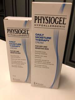 Physiogel brand new moisture cream