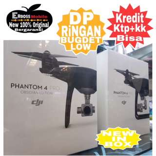 DJI Phantom 4 Pro Obsidian Edition New Resmi TAM-Cash/kredit Dp Wa:081905288895