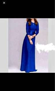 Long dress (instock)