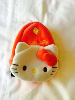 Hello Kitty Small Pouch Bag