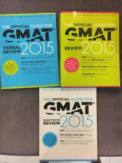 Official Guide for GMAT 2015