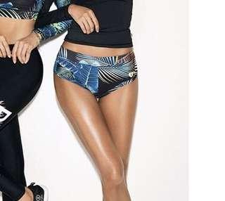 Tropical swim wear bottoms