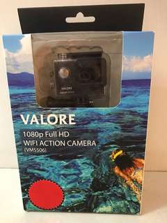 Valore 1080p Full HD Wifi Action Camera