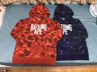 Bape A bathing ape sweatshirt Bape衛衣