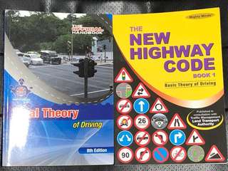 Basic Theory Of Driving, Highway Code