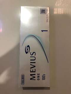 Mevius One 1 carton (isi 10packs)