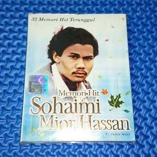 🆕 Sohaimi Mior Hassan - Memori Hit (Exclusive Series) [2005] Double Cassette Melayu