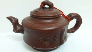 Old & Bold Chinese Tea Pot