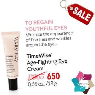 Age-Fighting Eye Cream