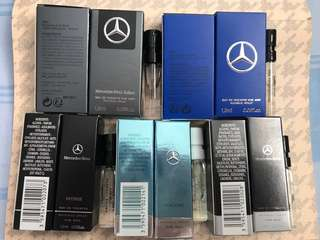 Mercedes-benz EDT Perfume for Men