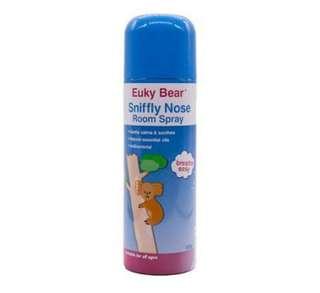 Euky bear sniffly spray
