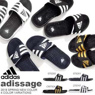 adidas Training Adissage Slides (unisex)