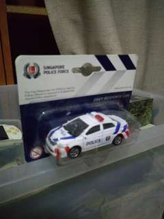 SPF Fast Response Car
