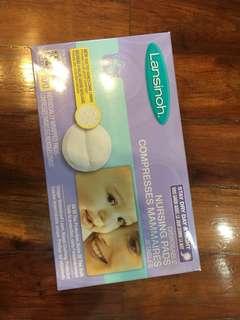 Lasinoh breast pads 100pcs
