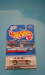 chevy nomad hot wheels
