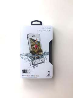 NEW Lifeproof NUUD iPhone 6s Case