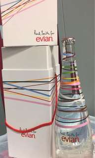 Evian - Paul Smith edition (cannot drink)
