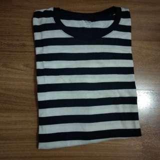 UNIQLO Stripe Shirt