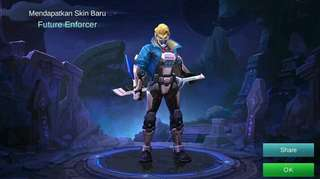 SKIN MOBILE LEGENDS
