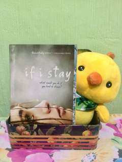 Gayle Forman:: If I Stay