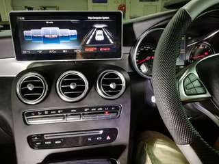 GLC 10.2 inch touch screen with Android