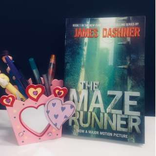 ❗️Repriced❗️James Dashner:: The Maze Runner