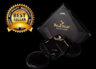 Sabun Black Walet Obat Jerawat Original (per box isi 3 pcs)