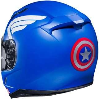 Hjc captain America cl17 size L