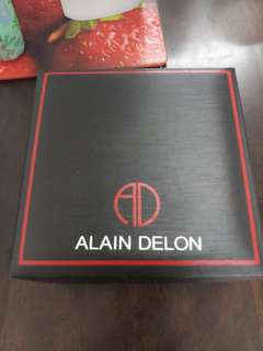 Alain Delon watch