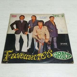Favourite's Group  LP