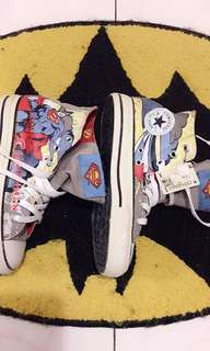Superman - Converse All Star ⭐️