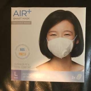 Share This Listing Save Public Comments  Be the first to write a public comment. Ask a question or @mention a friend to check this out! Air + Smart mask