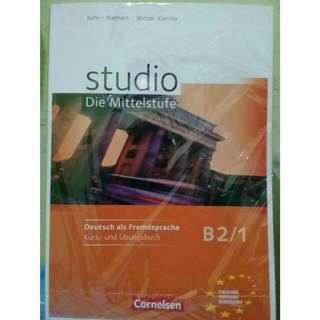 BUKU STUDIO D B2/1