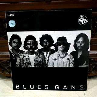 Lp...Vinyl... BLUES GANG
