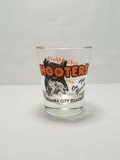 Panama City Beach Hooters Shot Glass, Collectible