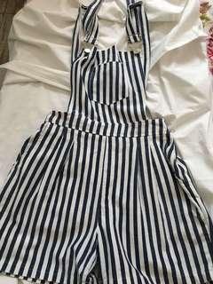 Jumper Short Stripes